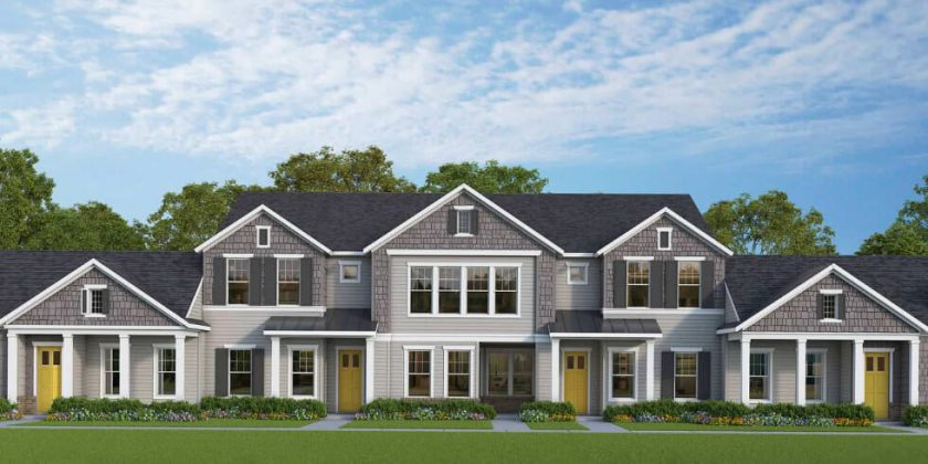 Townhomes Now Selling at Shearwater