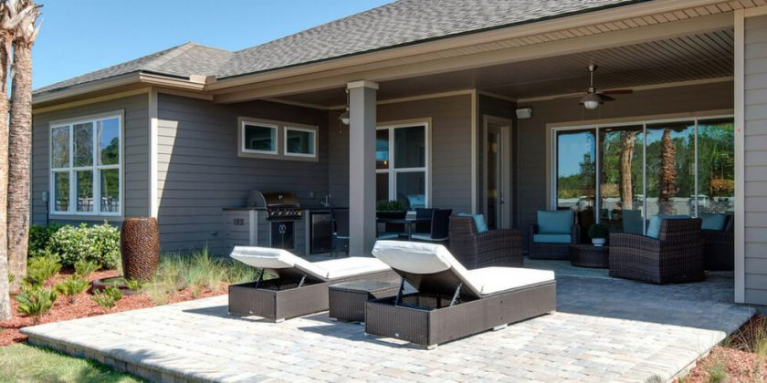 Outdoor Living at Shearwater