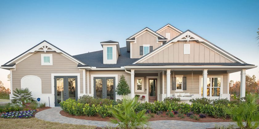 Porch Living at Shearwater