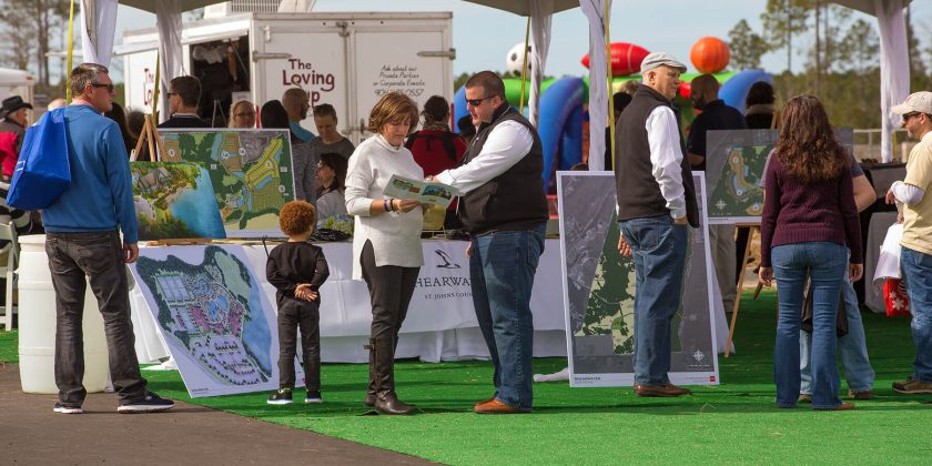 Shearwater Hosts More Than 1,000 Homebuyers During Grand Opening Celebration