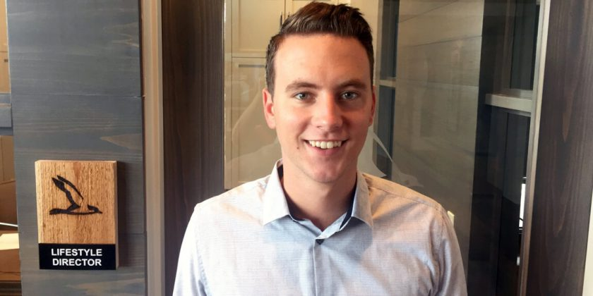 Meet Your Lifestyle Director: Dylan Read