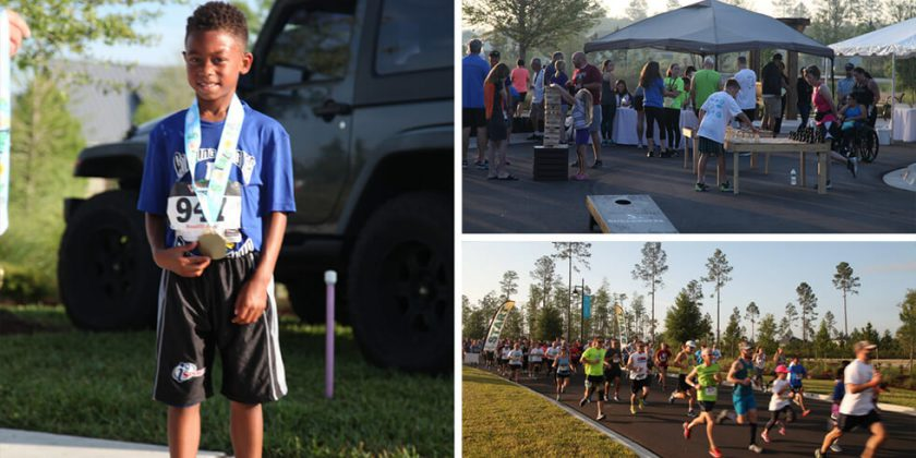 """Shearwater Hosts Successful """"5K On The Trails"""" Event"""