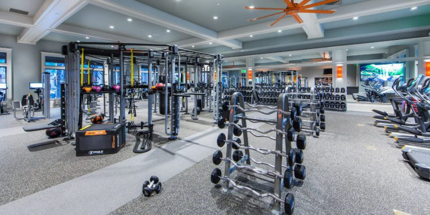Fitness Made Easy at Shearwater