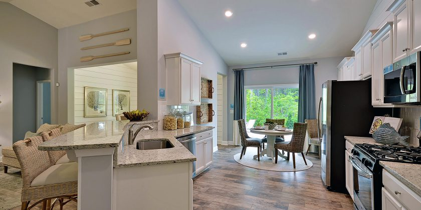 Lennar Introduces the Crepe Myrtle Model at Shearwater
