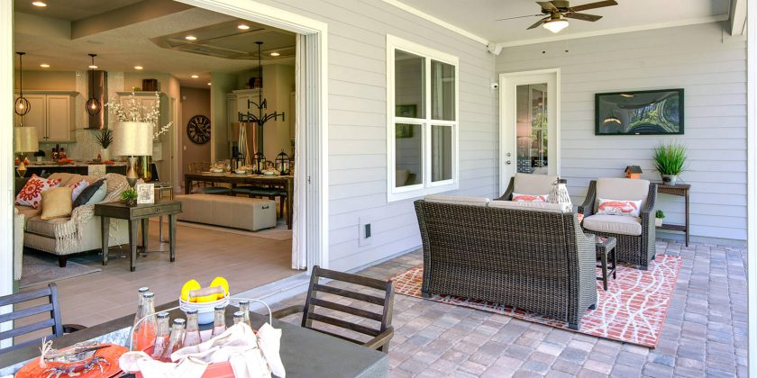 Modern Home Features at Shearwater