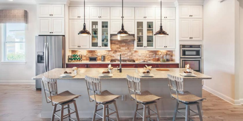 Toll Brothers Joins Shearwater