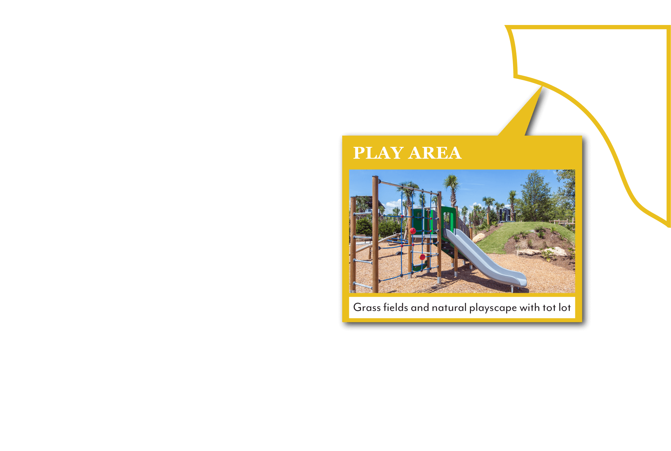 Photo of the Shearwater community Play Area