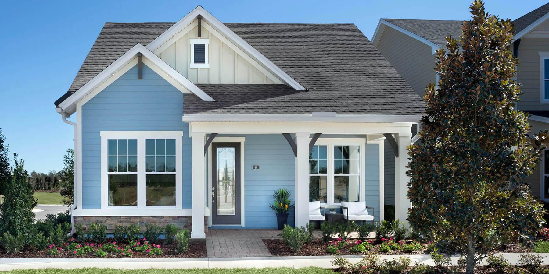 David Weekley Homes - Shearwater New Homes St. Augustine, FL