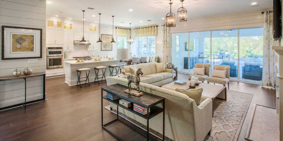 Fresh, Innovative New Home Designs at Shearwater