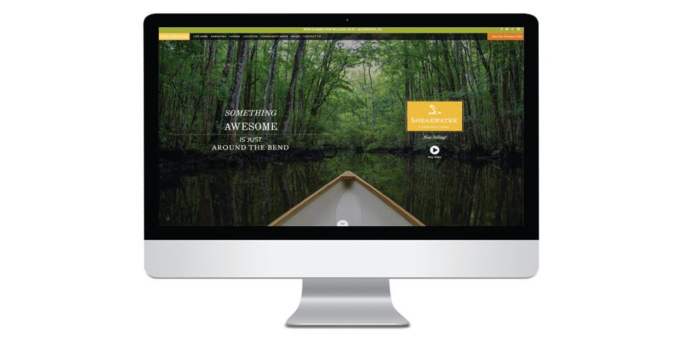New Shearwater Website is Live!