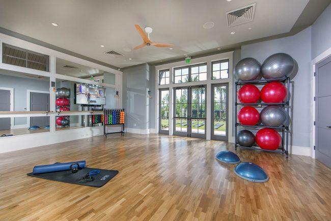 Fitness Lodge
