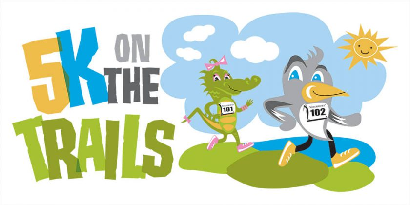 5K On The Trails – April 22nd