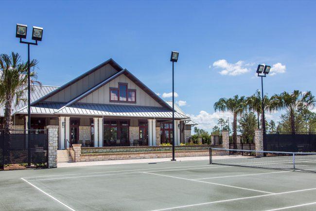 Har-Tru Clay Tennis Courts