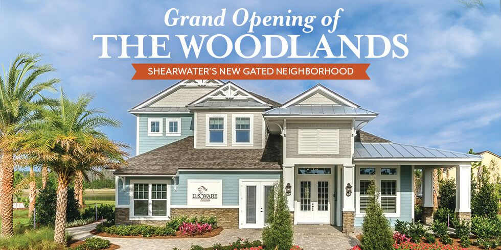 Grand Opening of The Woodlands