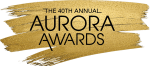 40th Annual Aurora Award Winner