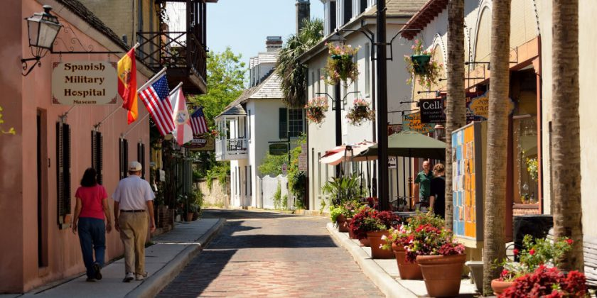 7 Reasons You'll Love Living in St. Augustine, Florida