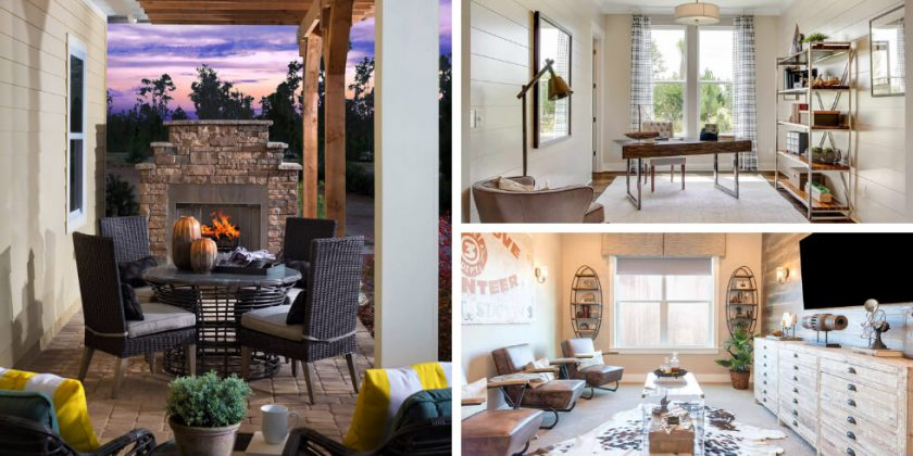 Shearwater Homes Make Life Easy