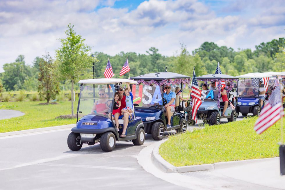 Shearwater Residents Celebrate Independence Day
