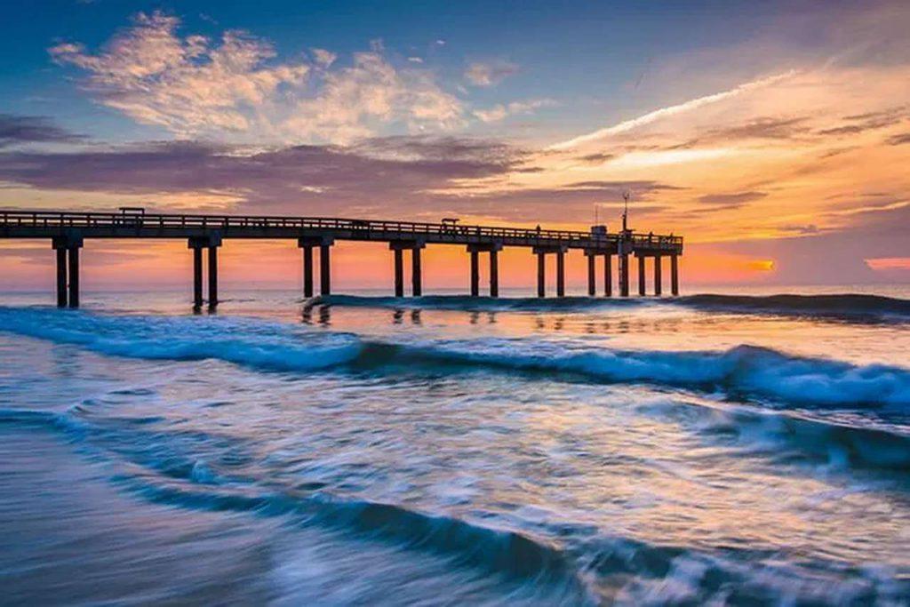 St. Johns County Ocean Pier